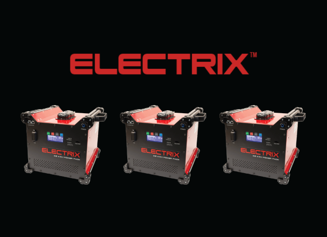ELECTRIX: Give us a call to schedule your equipment rental!