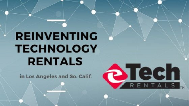 Tech Rentals During 4 Stages Of COVID-19 Reopening