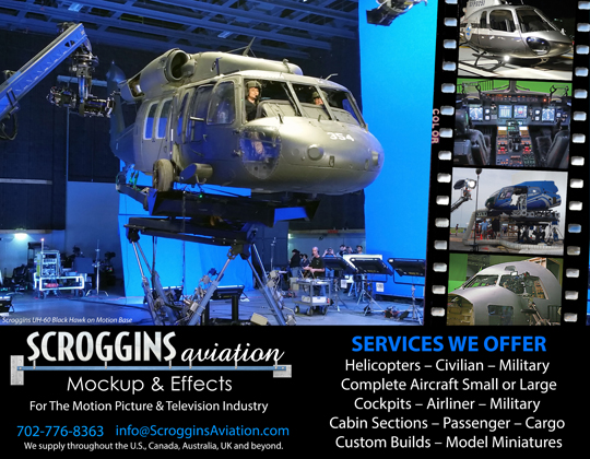 Scroggins Aviation is open for business and here for you!