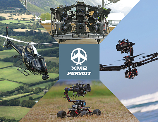 XM2 and Pursuit Aviation Join Forces