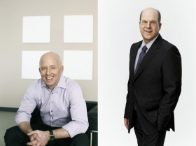 USA Network Co-Presidents Awarded by ICG