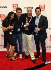 Buster Wins Creative Agency of the Year at Promax/BDA Conference