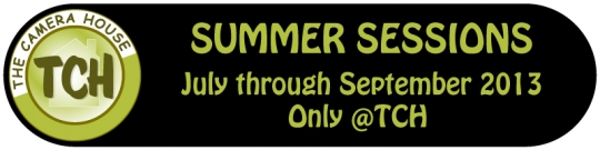 The Camera House Presents TCH Summer Sessions