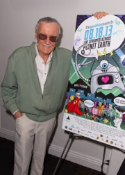 Stan Lee Receives Lifetime Achievement Award at The Geekie Awards