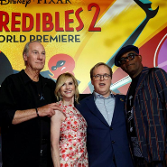 'Incredibles 2' shatters records with $180 million opening