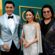 'Crazy Rich Asians' film comes home to Singapore