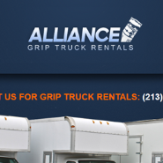 ABOUT ALLIANCE GRIP TRUCK RENTALS