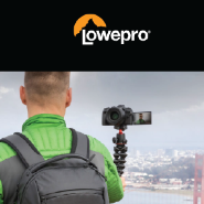 LOWEPRO INTRODUCES NEW AWARD-WINNING PROTACTIC SERIES