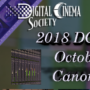 DCS Post Production Expo 2018 - October 20th at Canon Burbank