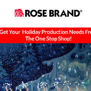 The Best Selection of Holiday Production Needs