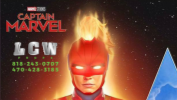 LCW Pros Contributed to Captain Marvel!