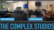 The Complex Studios | Save 10% in May | Book Now!