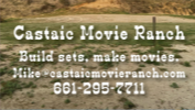 MAKE ANYTHING HAPPEN AT THE CASTAIC MOVIE RANCH