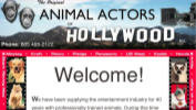 Animal Actors of Hollywood for 40 Years!