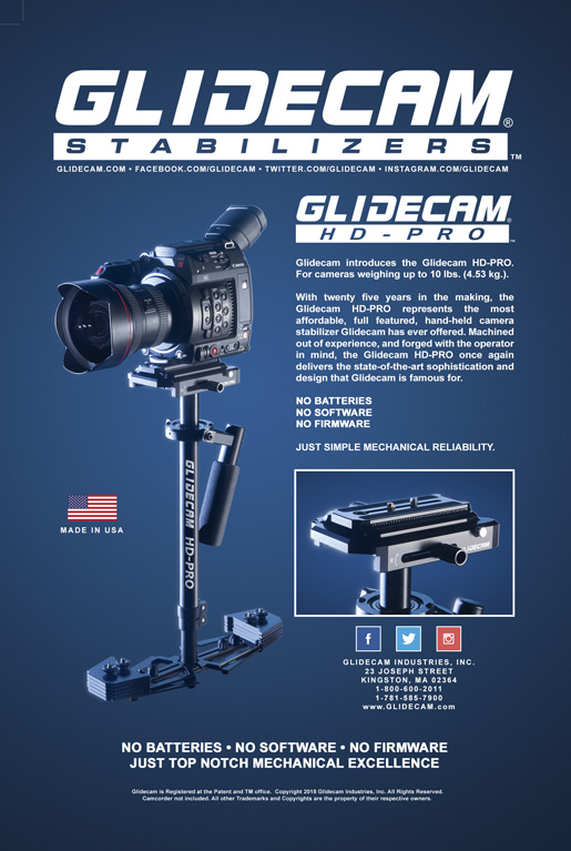 GLIDECAM INDUSTRIES, INC