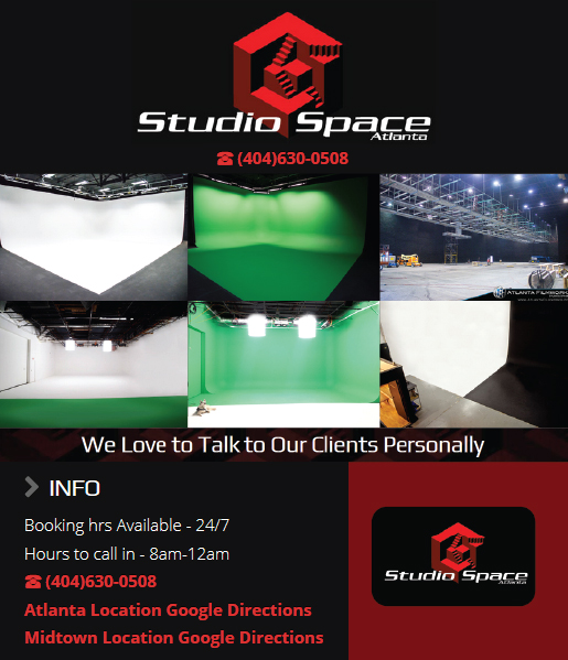 STUDIO SPACE ATLANTA