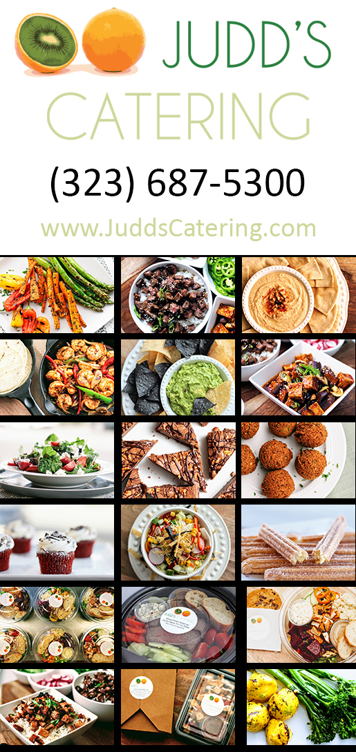 JUDD'S CATERING