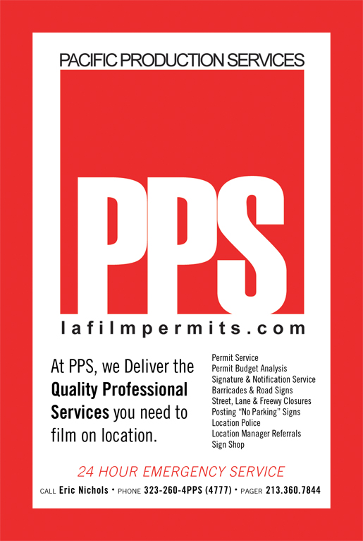 PACIFIC PRODUCTION<br />SERVICES, INC. (PPS)